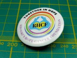 custom button badges UK