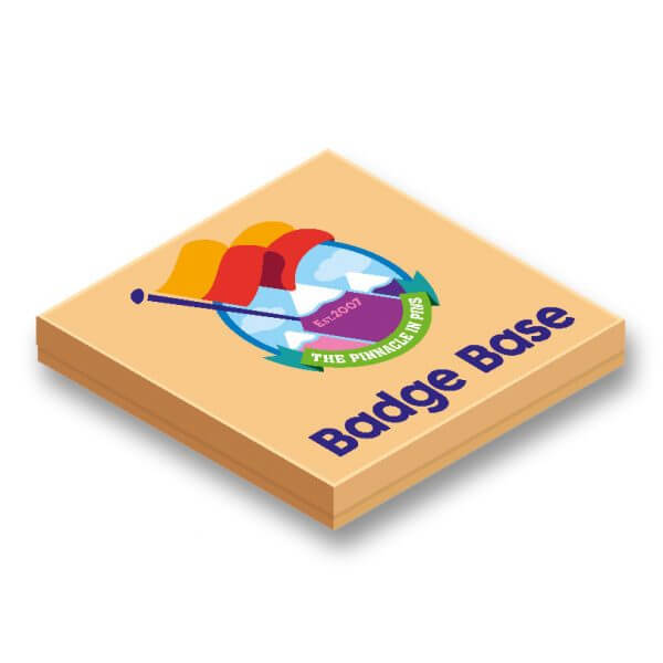 Badge Base Samples Box