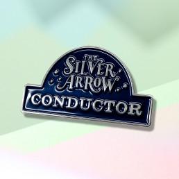 Custom Pin Badges, low minimum order quantity